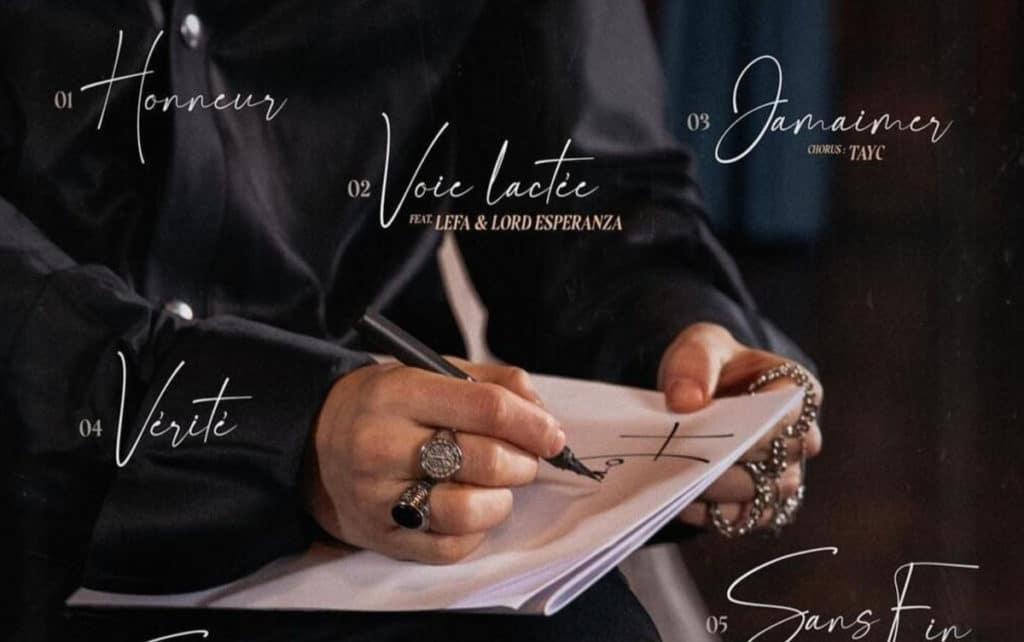 « Étoile de jour », Le nouvel EP de Maska sort le 12 février 5