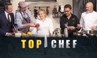 Top Chef de retour sur M6 pour une nouvelle saison