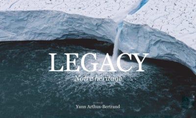 Yann Arthus-Bertrand dévoile le film-documentaire Legacy
