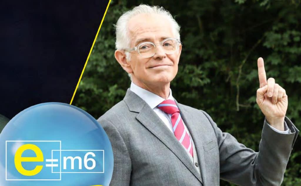 Mac Lesggy fêtera les 30 ans de E=M6 le 14 mars à 20:25 7