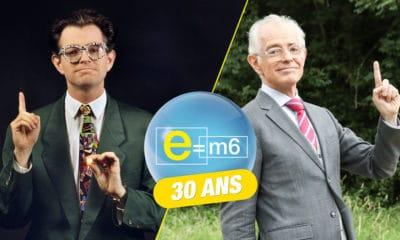 Mac Lesggy fête les 30 ans de E=M6