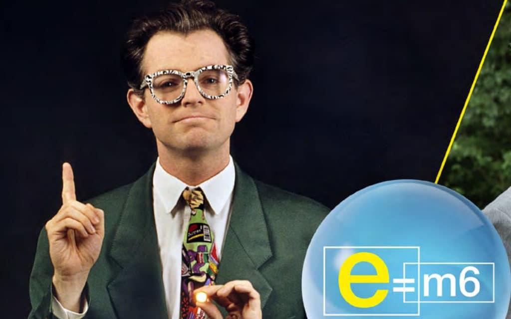 Mac Lesggy fêtera les 30 ans de E=M6 le 14 mars à 20:25 6