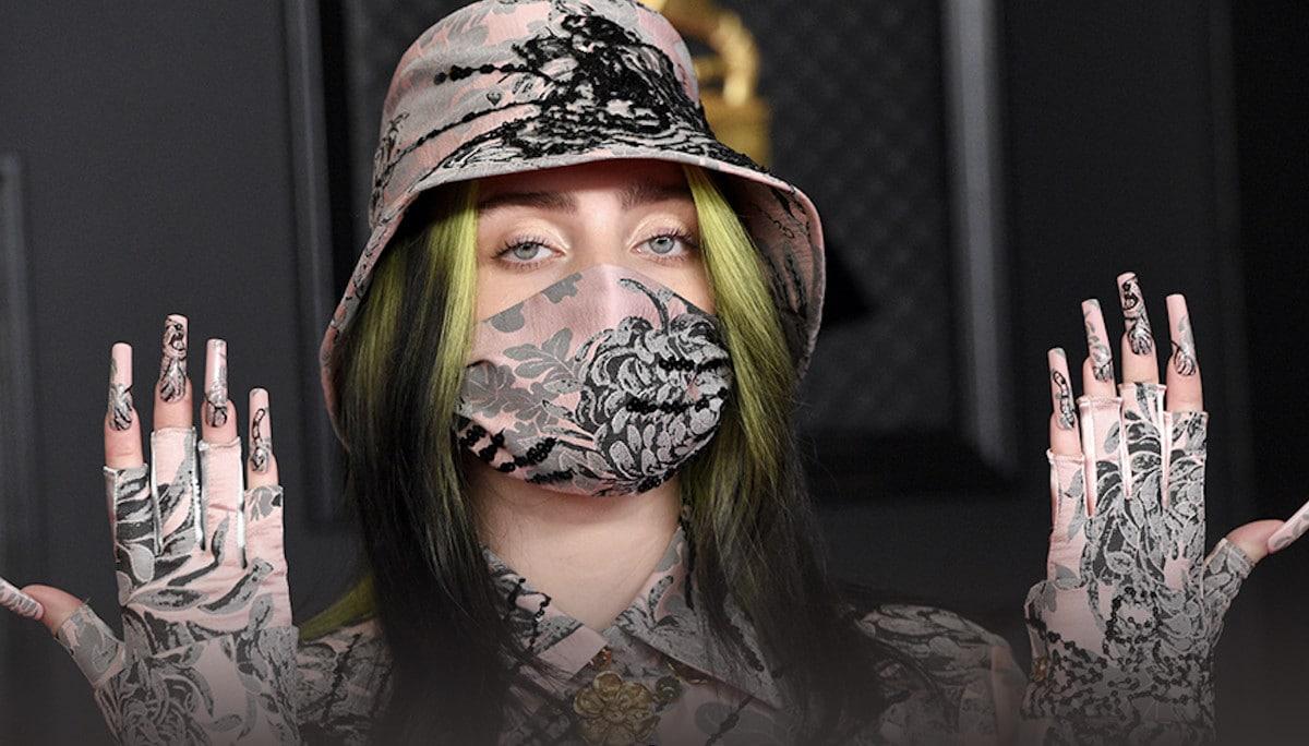 Billie Eilish remporte 2 Grammy Awards