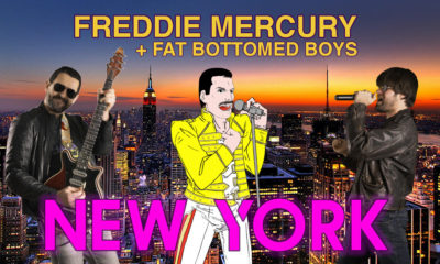 Les Fat Bottomed Boys lancent le Super Freddie Bros