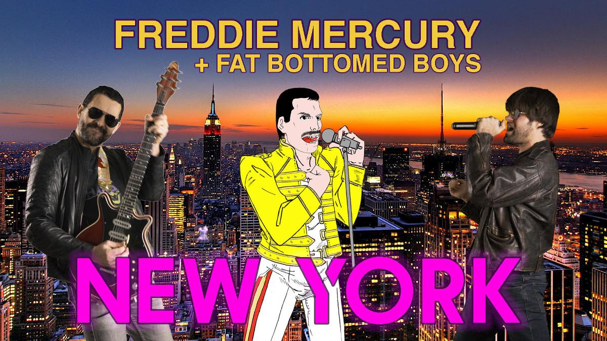 Les Fat Bottomed Boys lancent le Super Freddie Bros