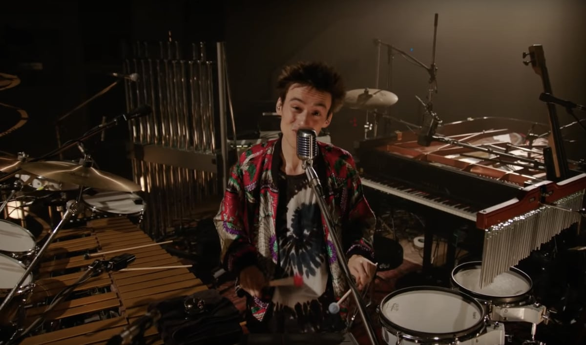 Jacob Collier concert Olympia