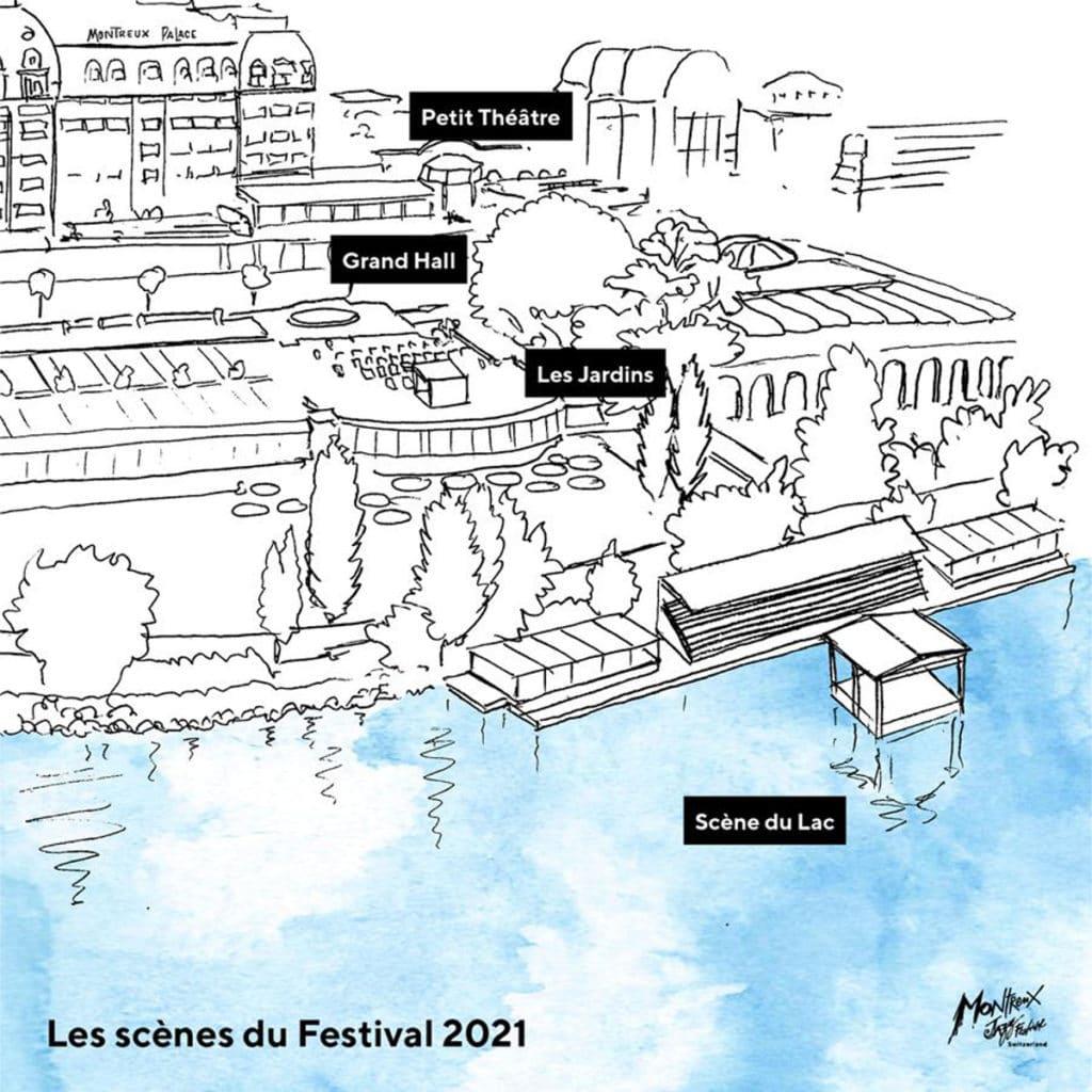 Le Montreux Jazz 2021 maintient sa 55ème édition 5