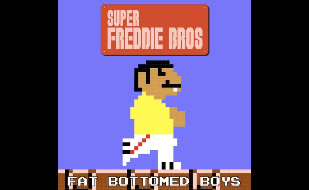 Freddie Mercury débauché de Queen par les Fat Bottomed Boys 5