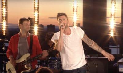 Maroon 5 dévoile JORDI