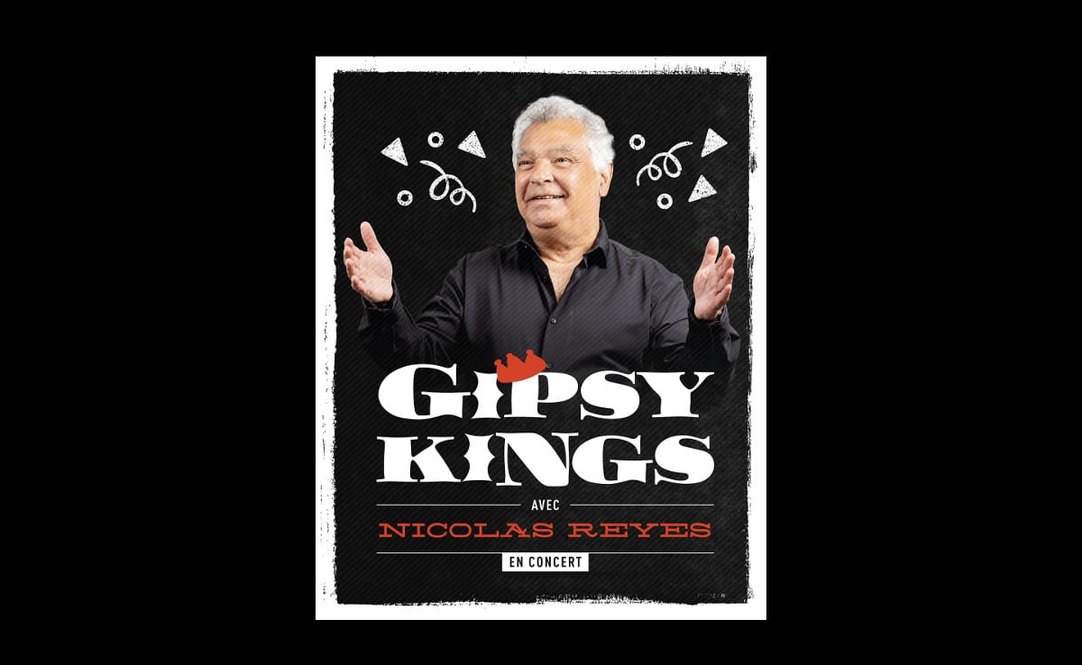 Gipsy Kings concert Olympia