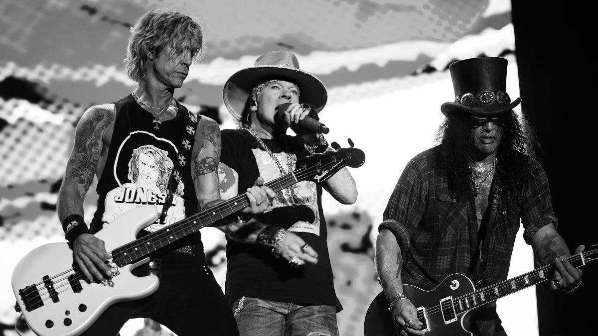 Guns N' Roses Hard Skool