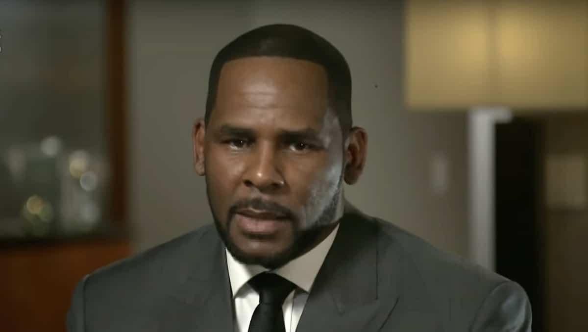 R. Kelly Crimes Sexuels