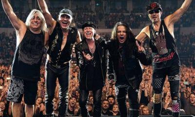 Scorpions 2022 Tour