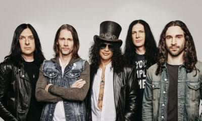 Slash album rock